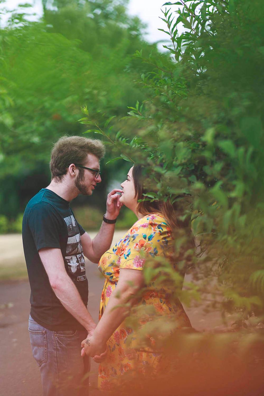 Abi & Mathew Cardiff engagement photography | Cardiff pre-wedding photography
