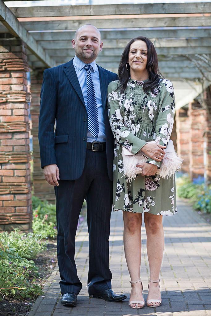 Lisa & Quentin's wedding in Swindon, Wiltshire, wedding photography by Taz Rahman