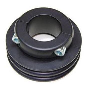 X30 50mm Metal Water Pump Pulley