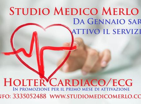 Holter Cardiaco/Holter ECG...scopriamo a cosa serve?
