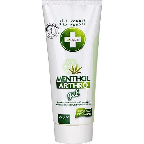 Menthol Arthro Gel Efecto Frío