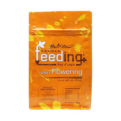Short Flowering Power Feeding