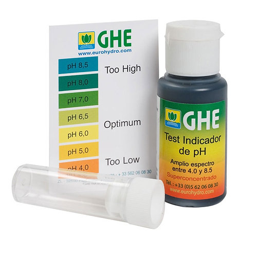 PH Test Kit 30 gr. - General Hydroponics