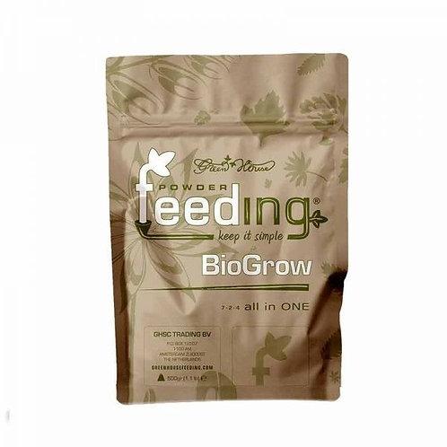 BioGrow Power Feeding