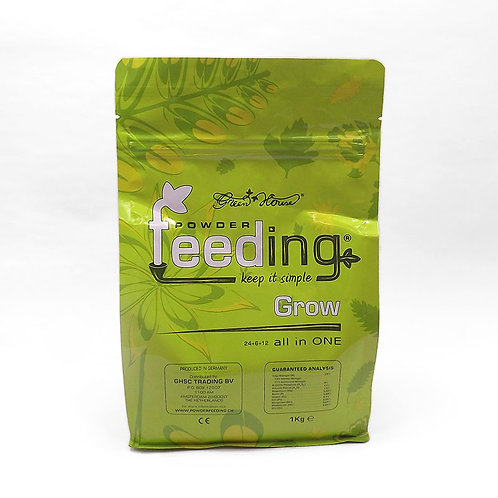 Grow Power Feeding
