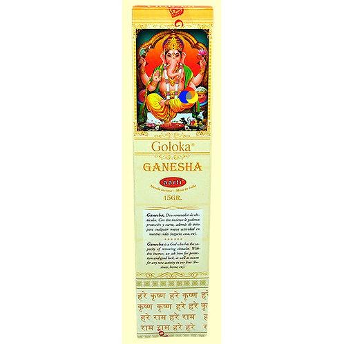 Incienso Ganesha Goloka