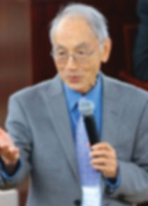 Dr. Raymond Yeh -  - Speaker on 11th Global conference on Buddhism UC Berkely 2019