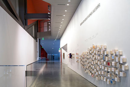 Berkeley Art museum. Explore Bay area as a part of your gcb11 experience
