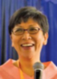 Angie Chew -  - Speaker on 11th Global conference on Buddhism UC Berkely 2019