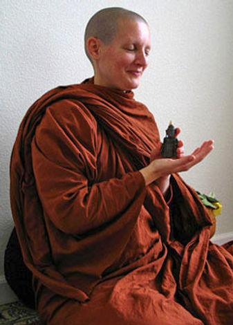 Ayya Tathaaloka  - Speaker on 11th Global conference on Buddhism UC Berkely 2019