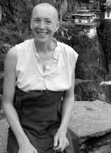 Ani Pema Deki -  - Speaker on 11th Global conference on Buddhism UC Berkely 2019