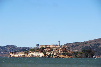 Alcatras island. Explore Bay area as a part of your gcb11 experience