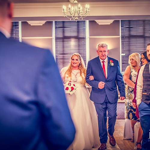 Dale & Dawn's Wedding Day