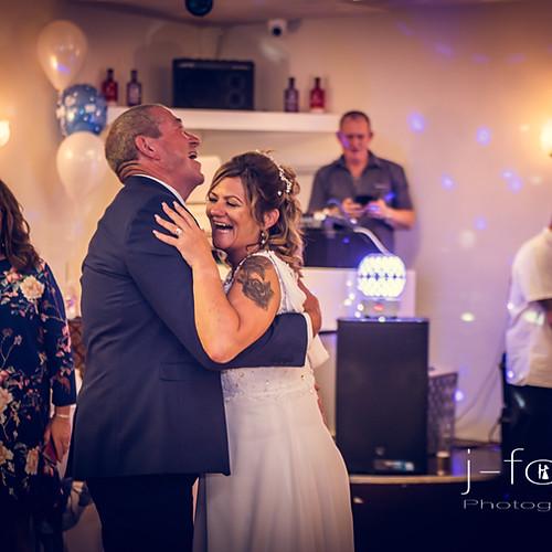 Dawn & Trevors Wedding Day