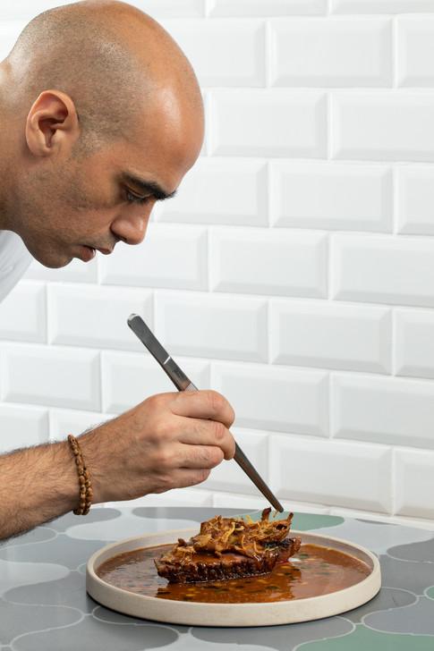 Chef Hillel Tavakuli