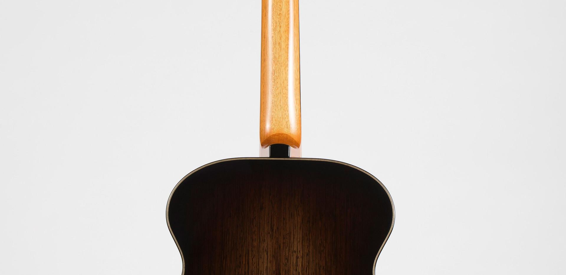 OM #8 - wenge & carpathian spruce