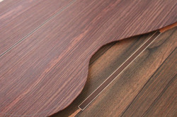 East indian rosewood & malaysian blackwood