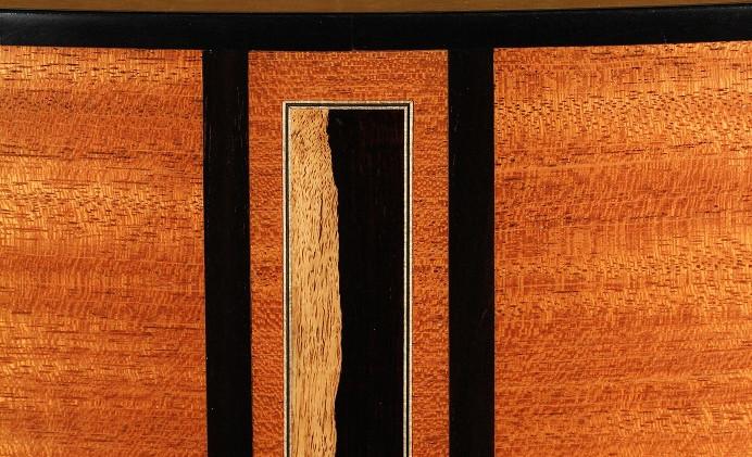 Dreadnought modified (cutaway) #4 - south-american mahogany & sitka spruce