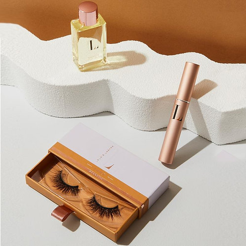 Amber Magnetic Eyelash Kit