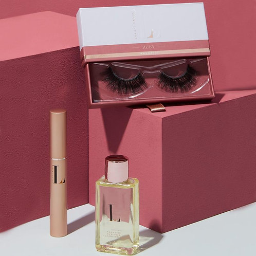Ruby Magnetic Eyelash Kit