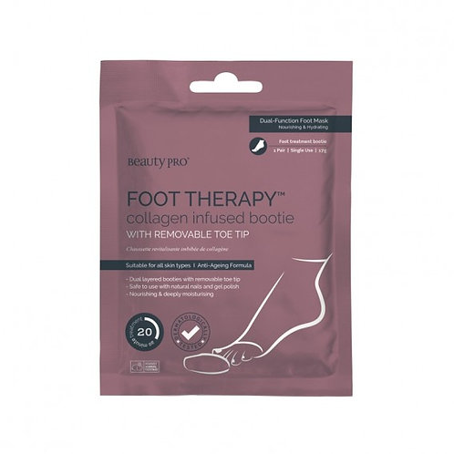 Collagen Infused Foot Mask Booties