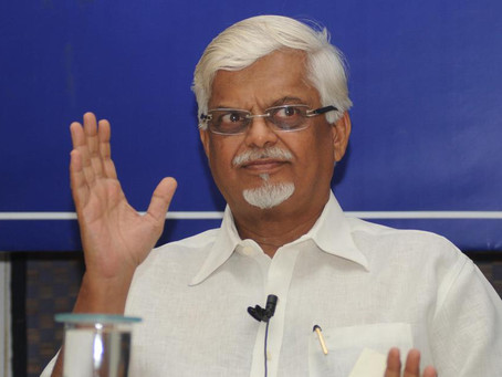 Interview with Mr. Sanjaya Baru