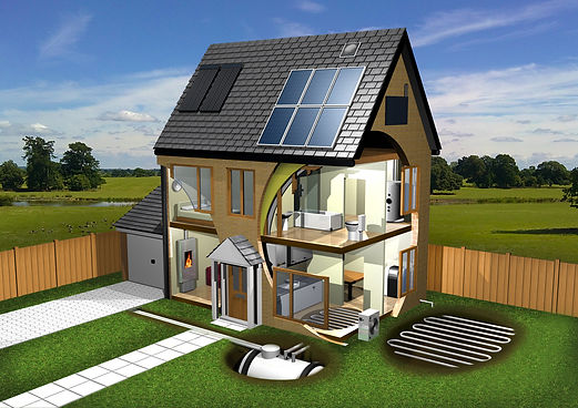 LESSON: What Are the Features of an Energy Efficient Home?