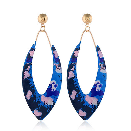 Eris Dangle Earring
