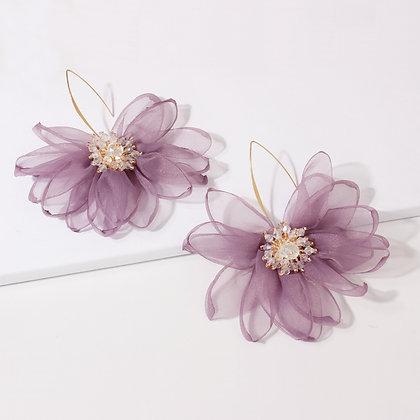Ariana Flower Earring