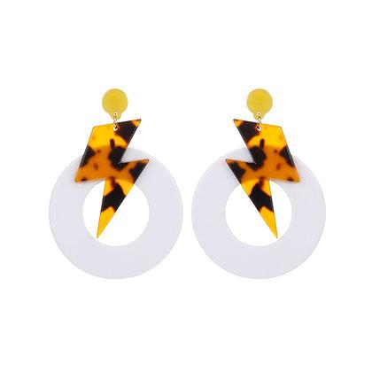 Hera Lightning Earring