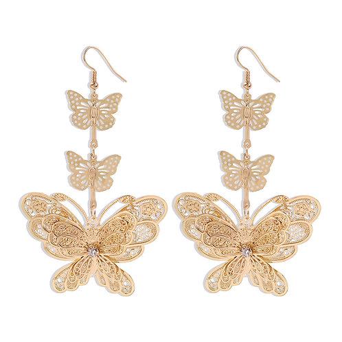 Nika Butterfly Dangle