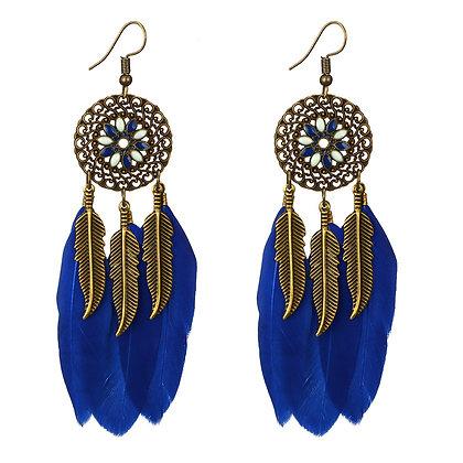Zanami Feather Earrings