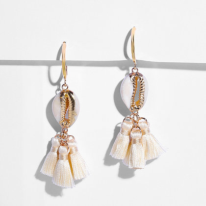 Kamila Tassel Earrings