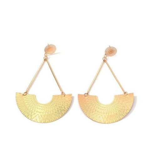 Dessa Fan Earrings
