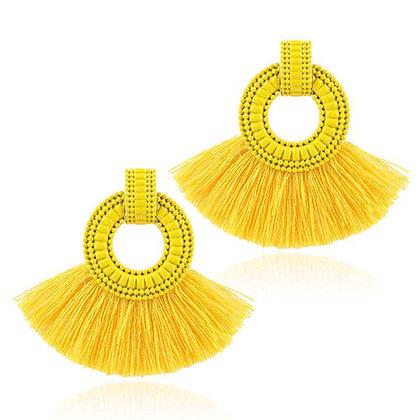Shani Fringe Earring