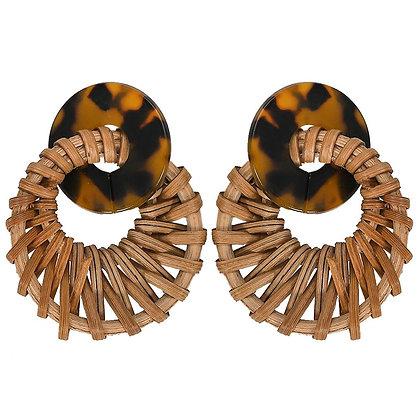 Zysana Woven Earring