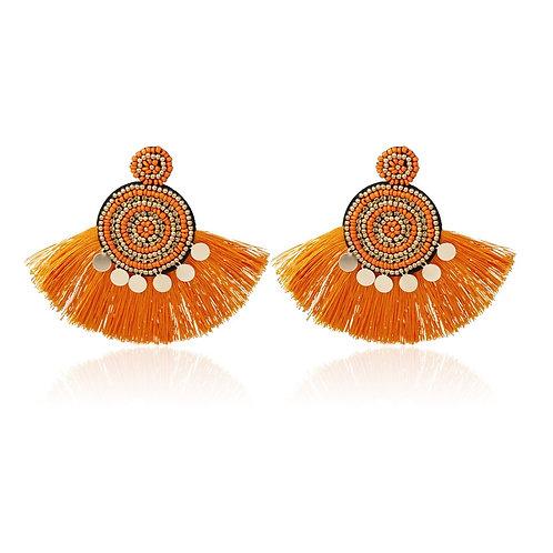 Sita Tassel Earrings