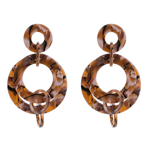 Etia Statement Hoop Earring