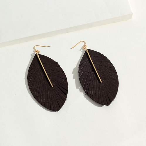 Ianna Leaf Earring