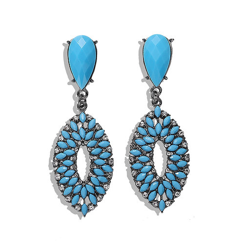 Darya Drop Earrings