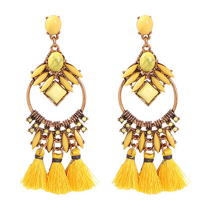 Anut Statement Earrings