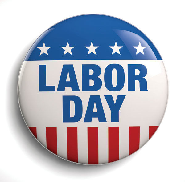 TODAY WE CELEBRATE THE LABORERS.