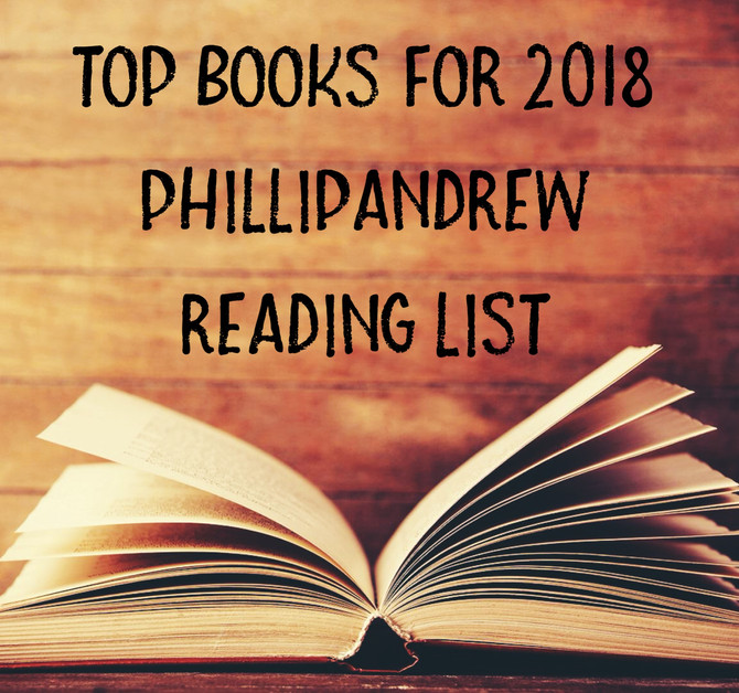 Top Books For 2018 - Best Reading List