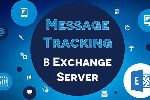Message Tracking в Exchange Server