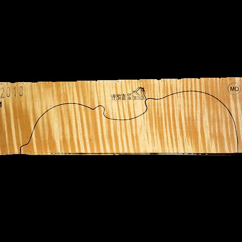 Flamed maple   Violin set No.1