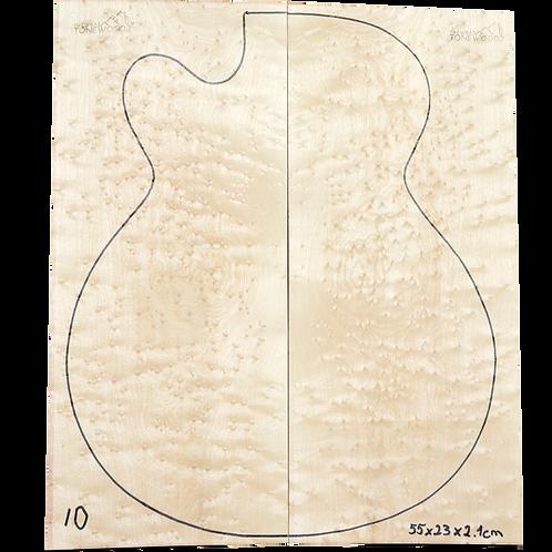 Birdseye maple   Guitar Top No.10
