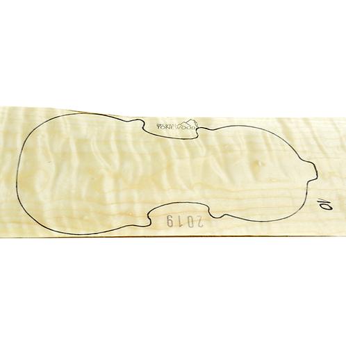 Poplar | One Piece Violin set No.10