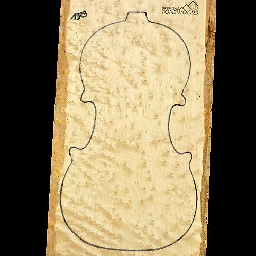 Birdseye maple | Violin set No.23
