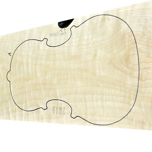 Poplar   One Piece Viola set No.1
