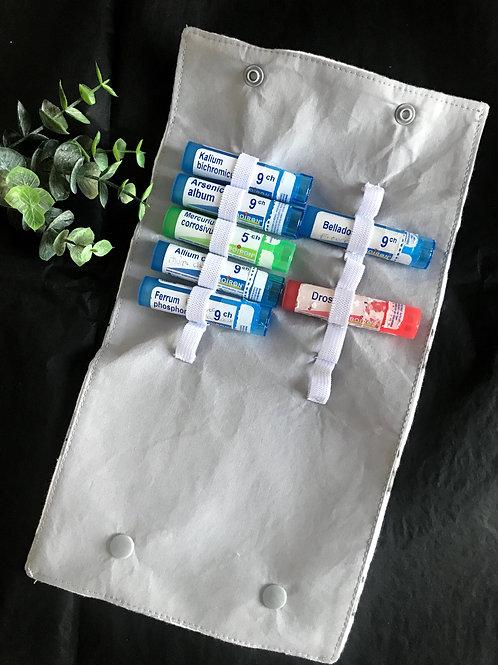 Pochette de rangement- Homéopathie